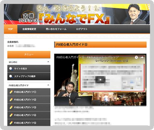 トレイダーズ証券出身 古橋プロデュース『みんなでFX』 -Rising Sun- FX初心者入門ガイド