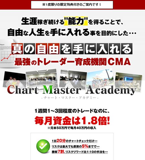 CMAチャートマスターアカデミー